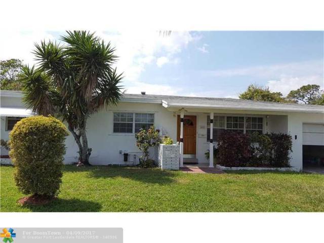 651 E Melrose Cir, Fort Lauderdale, FL 33312 (MLS #F10061959) :: Green Realty Properties