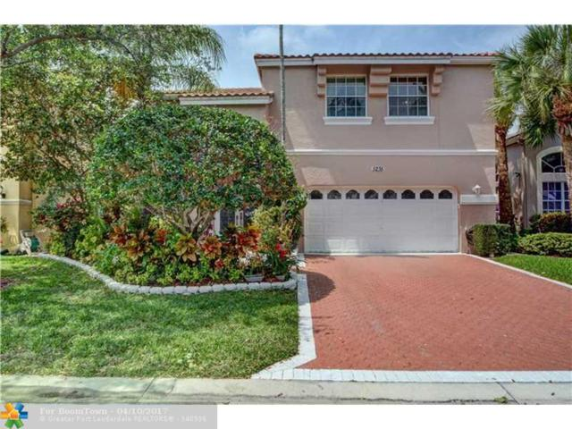 5235 NW 106th Dr, Coral Springs, FL 33076 (MLS #F10061967) :: Green Realty Properties