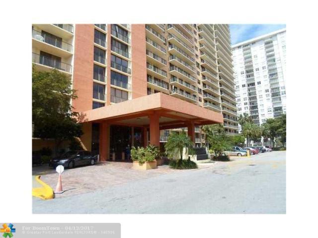 290 174th St #910, Sunny Isles Beach, FL 33160 (MLS #F10062467) :: Green Realty Properties