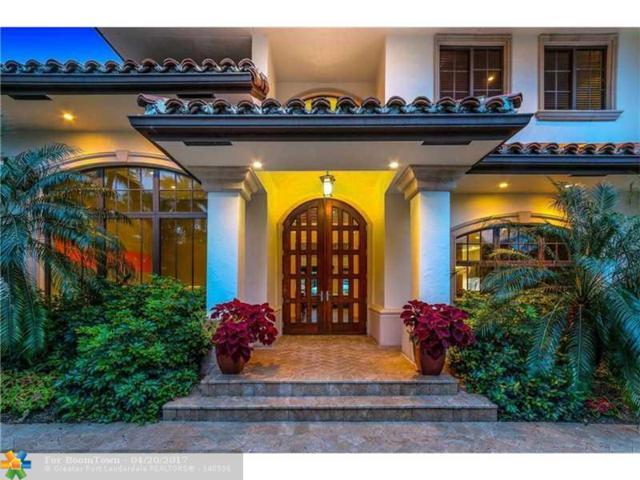 2740 NE 17th St, Fort Lauderdale, FL 33305 (MLS #F10063595) :: Green Realty Properties