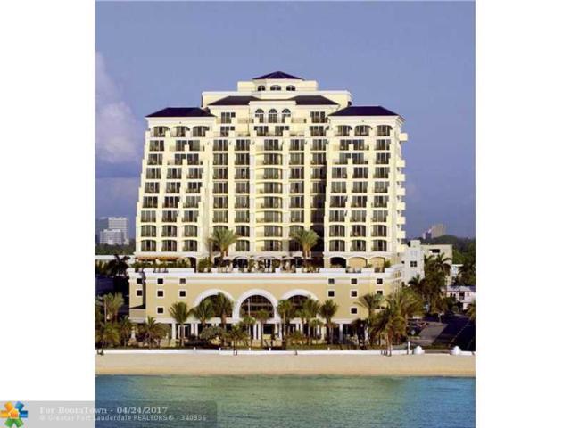601 N Fort Lauderdale Beach Blvd #814, Fort Lauderdale, FL 33304 (MLS #F10064196) :: Green Realty Properties