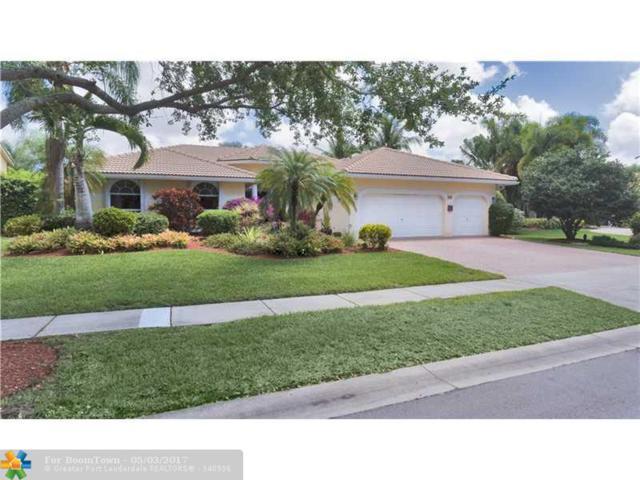 7164 NW 67 Way, Parkland, FL 33067 (MLS #F10065565) :: Green Realty Properties