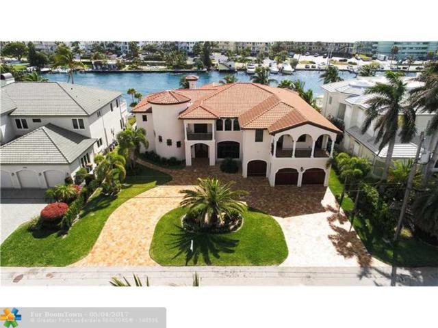 3750 NE 31st Ave, Lighthouse Point, FL 33064 (MLS #F10065945) :: Green Realty Properties