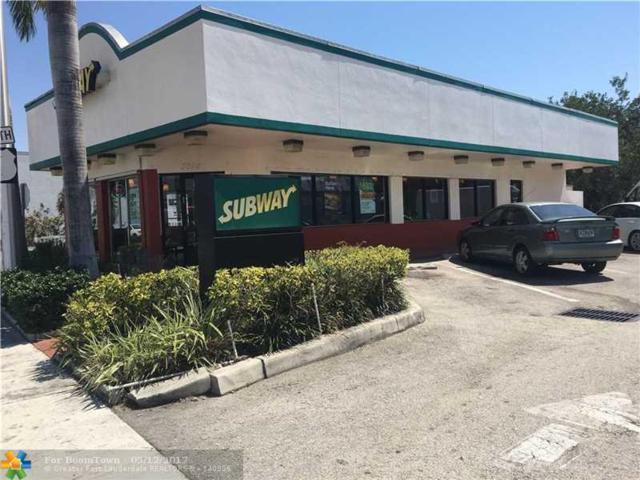 3316 N Federal Hwy, Pompano Beach, FL 33064 (MLS #F10066585) :: Green Realty Properties