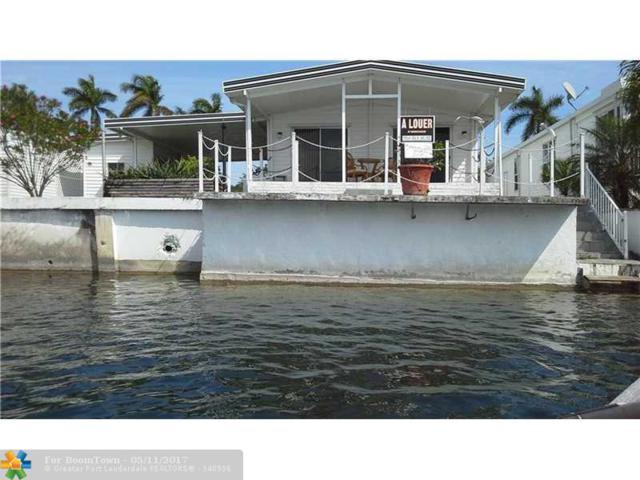 104 Lake Shore Dr, Hallandale, FL 33009 (MLS #F10067164) :: Green Realty Properties