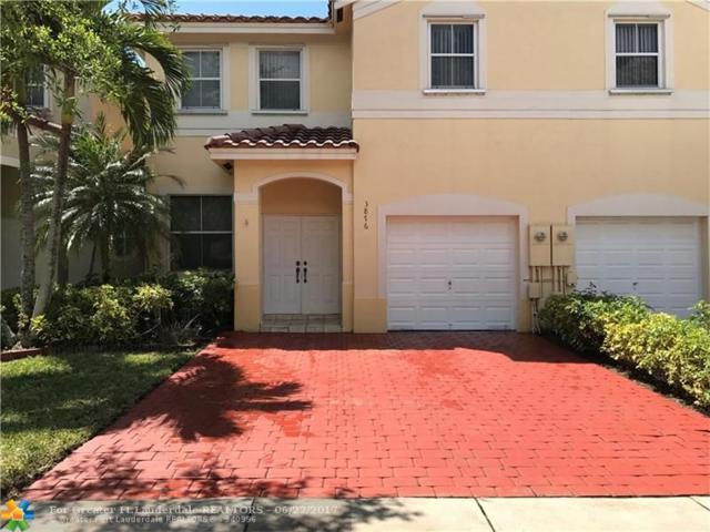 3876 SW 171 Ave #3876, Miramar, FL 33027 (MLS #F10067553) :: Green Realty Properties