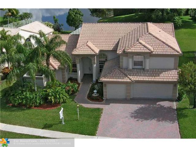 4025 Augusta Ave, Cooper City, FL 33026 (MLS #F10068328) :: Green Realty Properties