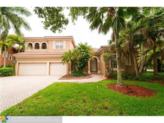 915 NW 124th Ave, Coral Springs, FL 33071 (MLS #F10070730) :: Green Realty Properties