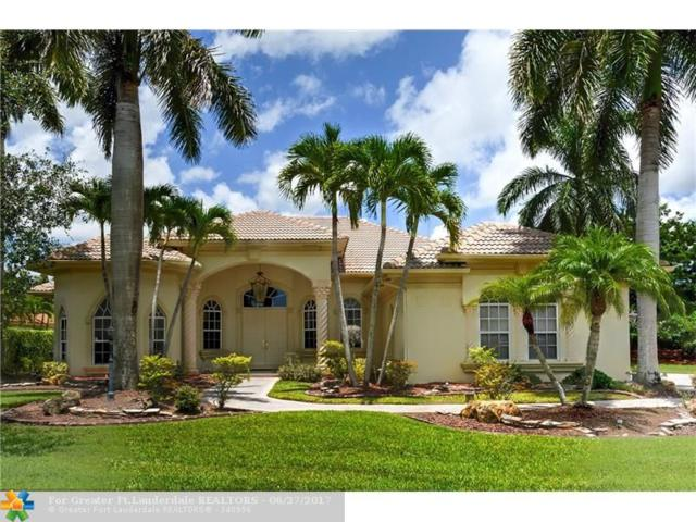 6113 NW 120th Ter, Coral Springs, FL 33076 (MLS #F10071023) :: RE/MAX Advisors
