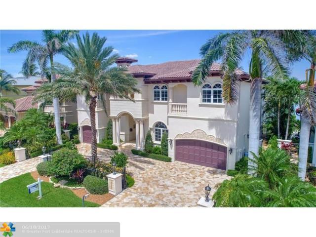 3233 NE 31ST AV, Lighthouse Point, FL 33064 (MLS #F10071360) :: Green Realty Properties