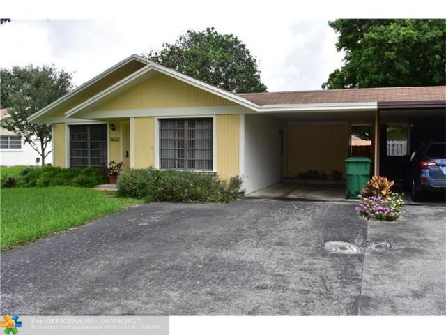 3632 E Bell Drive #3632, Davie, FL 33328 (MLS #F10071519) :: Green Realty Properties