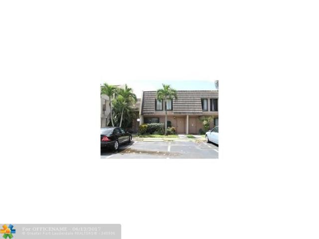 591 N University Dr #32, Plantation, FL 33324 (MLS #F10072012) :: Green Realty Properties