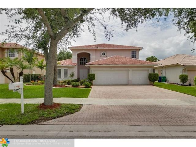 5660 NW 108th Ter, Coral Springs, FL 33076 (MLS #F10072175) :: RE/MAX Advisors