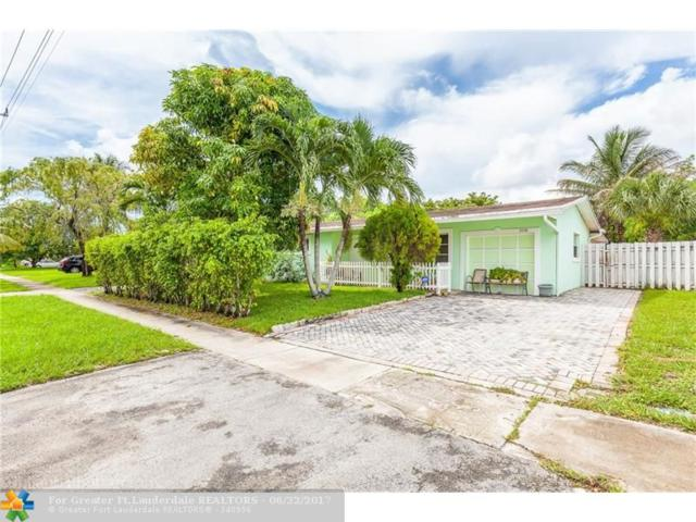 5930 NW 15th St, Sunrise, FL 33313 (MLS #F10072225) :: Green Realty Properties