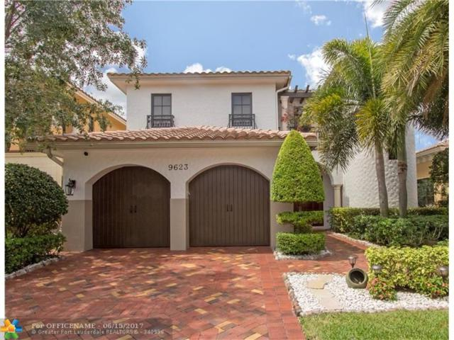 9623 Ginger Ct, Parkland, FL 33076 (MLS #F10072347) :: Green Realty Properties
