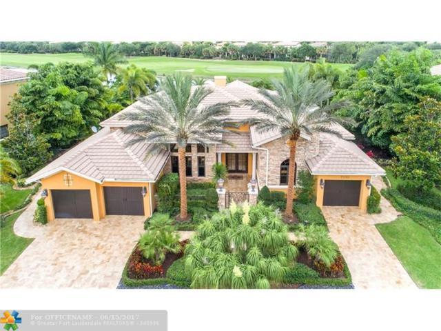 7230 Lemon Grass Dr, Parkland, FL 33076 (MLS #F10072433) :: Green Realty Properties