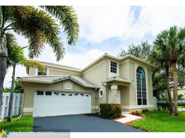 4353 NW 56th Dr, Coconut Creek, FL 33073 (MLS #F10072684) :: RE/MAX Advisors