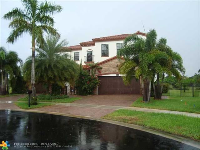3440 NW 87th Ave, Cooper City, FL 33024 (MLS #F10072719) :: Green Realty Properties