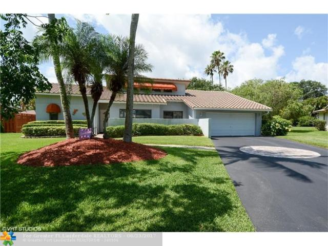 1322 NW 100th Ave, Coral Springs, FL 33071 (MLS #F10072752) :: Green Realty Properties