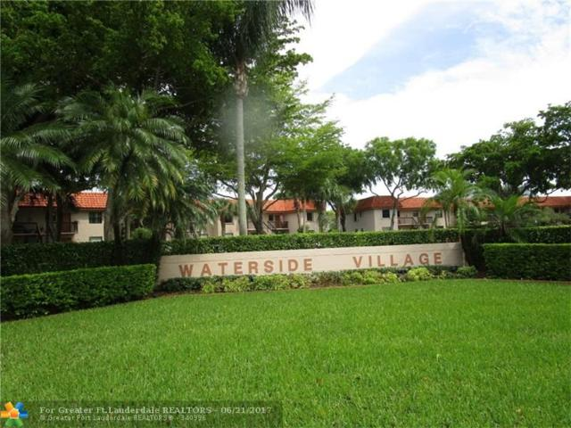 15805 W. Waterside Cir #105, Sunrise, FL 33326 (MLS #F10072885) :: Green Realty Properties