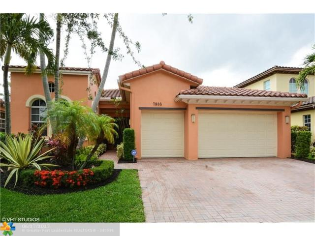 7905 NW 110th Dr, Parkland, FL 33076 (MLS #F10072888) :: Green Realty Properties