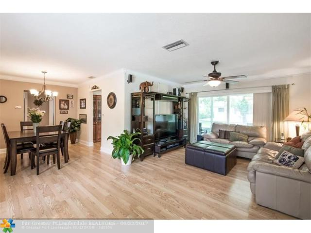 8471 NW 27th Pl, Sunrise, FL 33322 (MLS #F10073083) :: Green Realty Properties