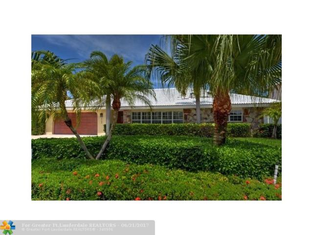 3160 NE 28th Ave, Lighthouse Point, FL 33064 (MLS #F10073175) :: RE/MAX Advisors
