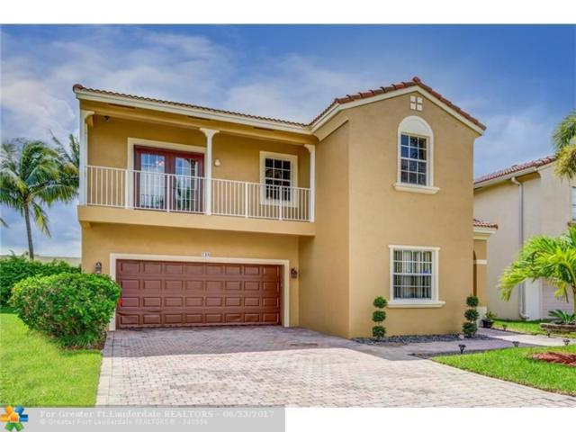 734 NW 127th Ave, Coral Springs, FL 33071 (MLS #F10073530) :: Green Realty Properties