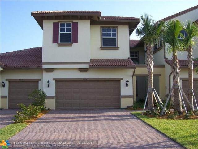 6016 NW 116th Dr 17B, Coral Springs, FL 33076 (MLS #F10073712) :: Green Realty Properties