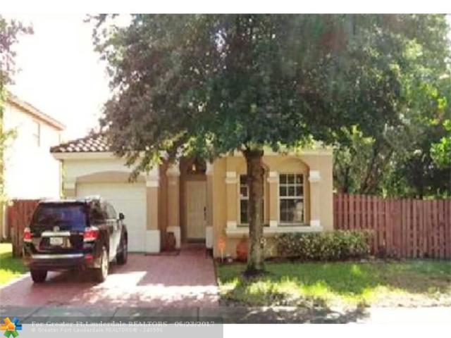5077 SW 137th Ter, Miramar, FL 33027 (MLS #F10073826) :: Green Realty Properties