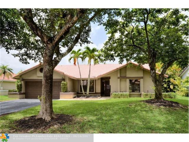 11035 NW 14th St, Coral Springs, FL 33071 (MLS #F10073829) :: Green Realty Properties