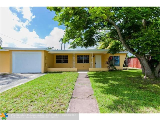 7431 Fillmore St, Hollywood, FL 33024 (MLS #F10073839) :: Green Realty Properties