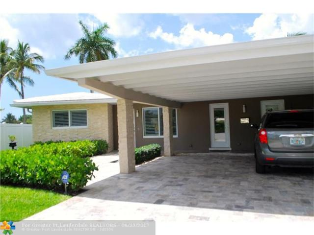 1916 Coral Shores Dr, Fort Lauderdale, FL 33306 (MLS #F10073854) :: Green Realty Properties