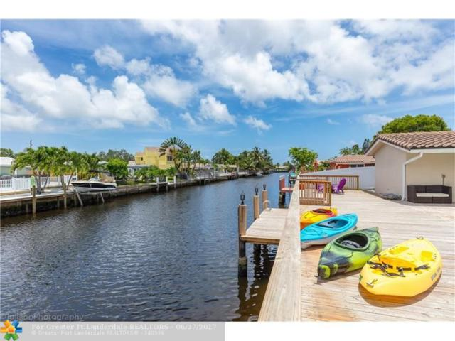 1413 NE 56th Ct, Fort Lauderdale, FL 33334 (MLS #F10073913) :: RE/MAX Advisors