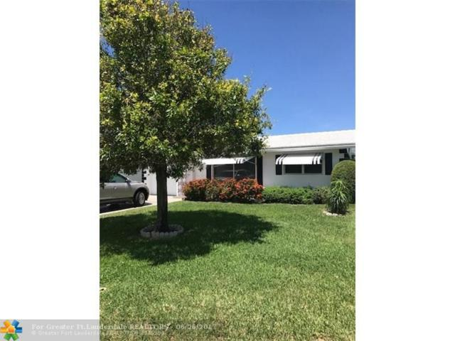 2980 E Golf Blvd, Pompano Beach, FL 33064 (MLS #F10074307) :: RE/MAX Advisors