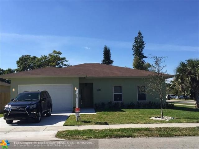 4087 NW 5th Ave, Oakland Park, FL 33309 (MLS #F10075244) :: Green Realty Properties