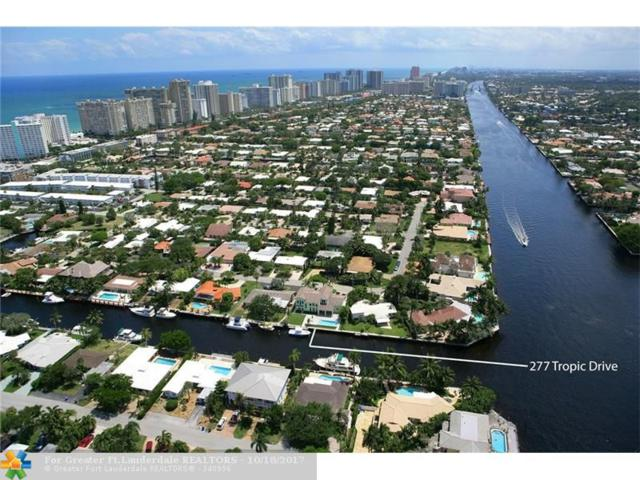 277 Tropic Dr, Lauderdale By The Sea, FL 33308 (MLS #F10075814) :: Castelli Real Estate Services