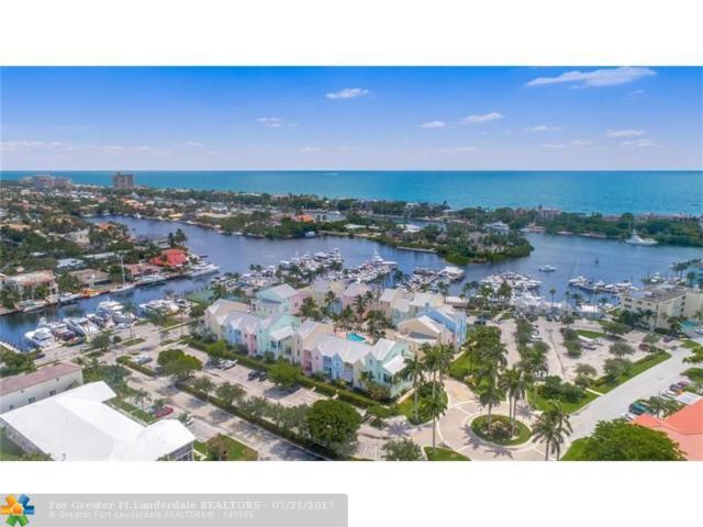 2811 Marina Cir #2811, Lighthouse Point, FL 33064 (MLS #F10077573) :: Castelli Real Estate Services