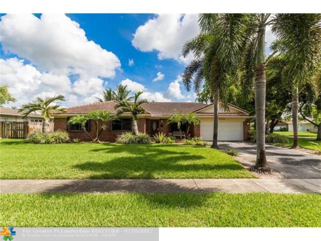 5201 SW 9th Ct, Plantation, FL 33317 (MLS #F10077716) :: Green Realty Properties