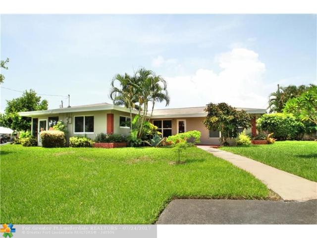 3449 NE 17th Way, Oakland Park, FL 33334 (MLS #F10077870) :: Castelli Real Estate Services