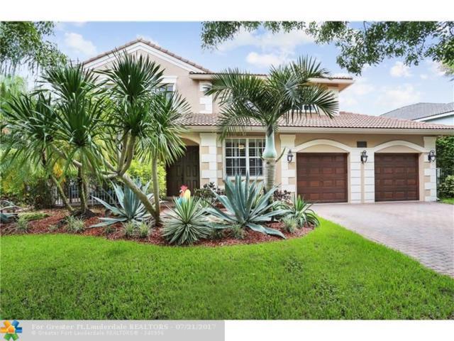1647 Blue Jay Cir, Weston, FL 33327 (MLS #F10078041) :: Green Realty Properties