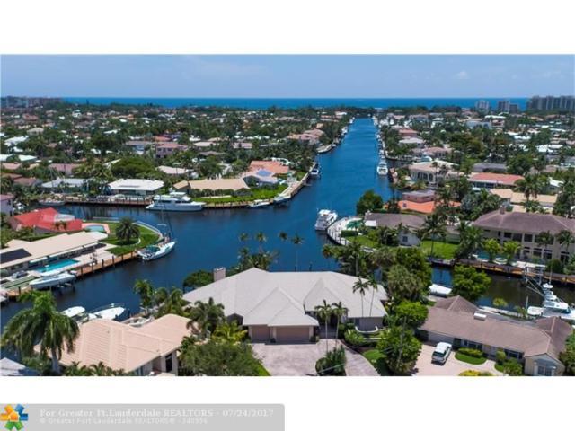 2291 NE 44th St, Lighthouse Point, FL 33064 (MLS #F10078075) :: Castelli Real Estate Services