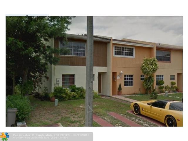 3671 NW 91st Ave #3671, Sunrise, FL 33351 (MLS #F10078102) :: Green Realty Properties