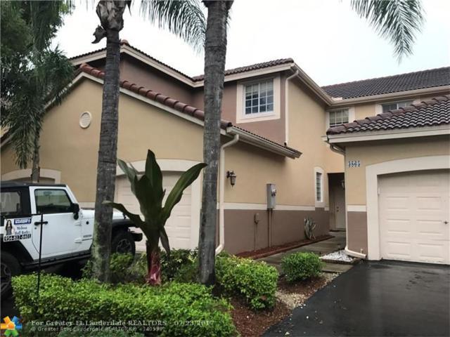3867 San Simeon Cir #3867, Weston, FL 33331 (MLS #F10078162) :: Green Realty Properties