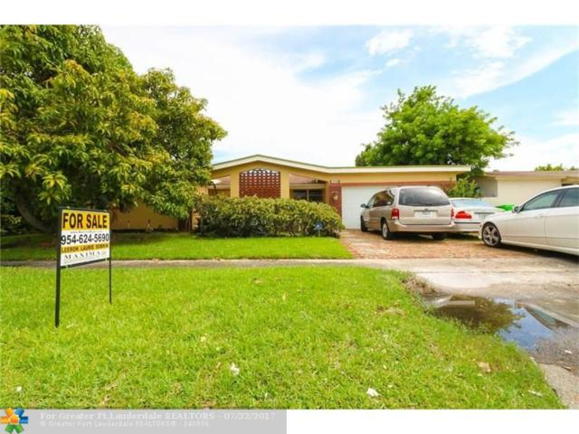 7990 NW 21st Street, Sunrise, FL 33322 (MLS #F10078229) :: Green Realty Properties