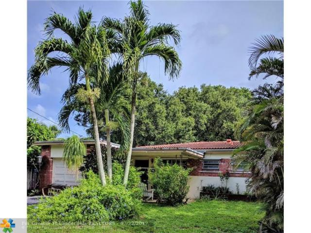 1505 SW 14th Ct, Fort Lauderdale, FL 33312 (MLS #F10078239) :: Green Realty Properties