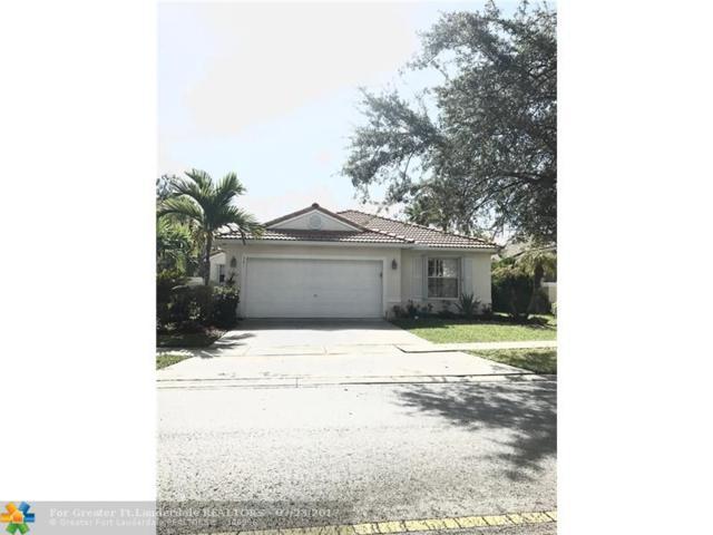 301 SW 190th Ave, Pembroke Pines, FL 33029 (MLS #F10078275) :: Green Realty Properties