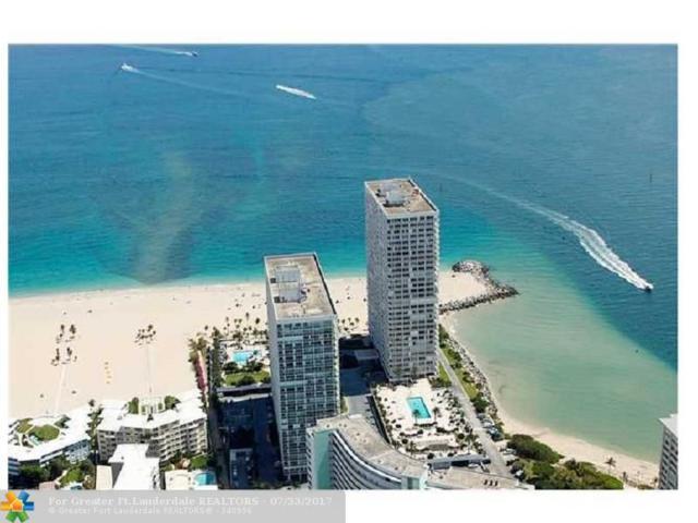 2200 S Ocean Ln #1402, Fort Lauderdale, FL 33316 (MLS #F10078335) :: Green Realty Properties