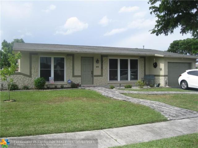 11311 NW 37th Pl, Sunrise, FL 33323 (MLS #F10078341) :: Green Realty Properties