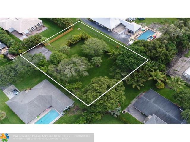0 NW 22nd St, Plantation, FL 33323 (MLS #F10078458) :: Green Realty Properties